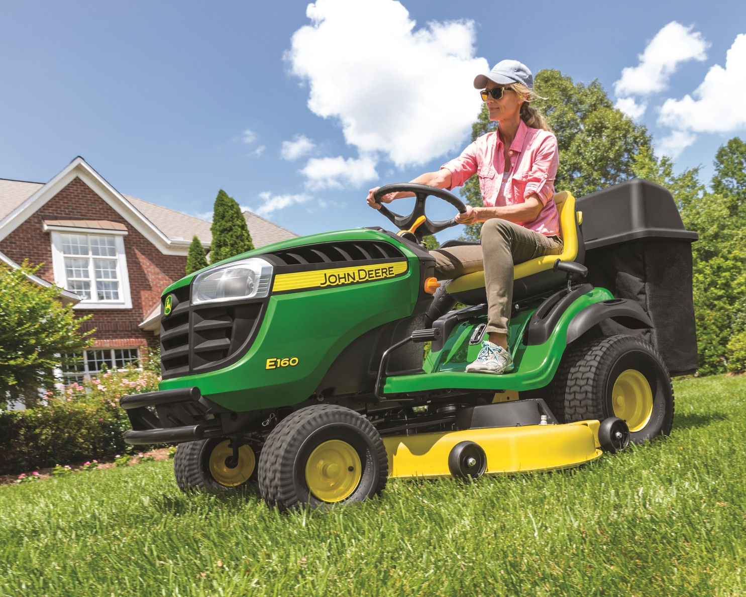 John Deere Riding Lawn Mowers Quality Equipment North