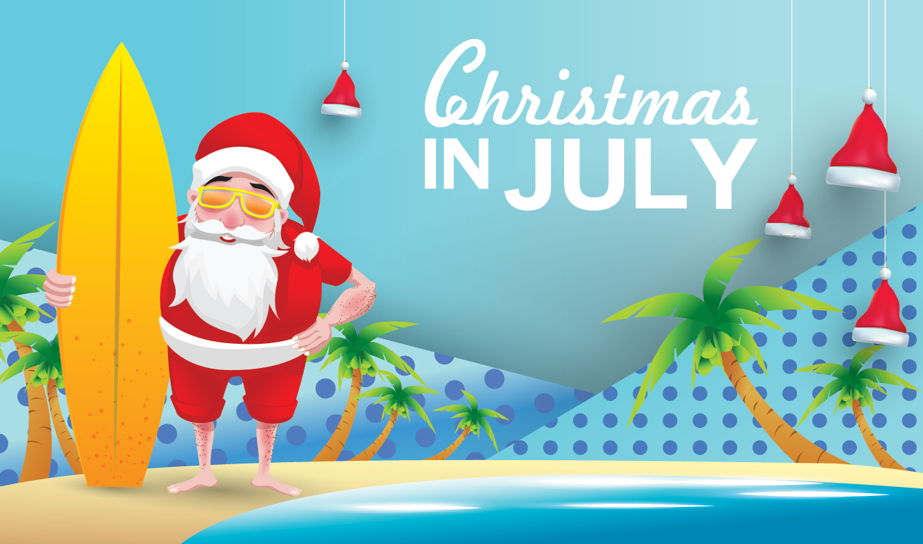 Christmas In July.Christmas In July Quality Equipment Llc