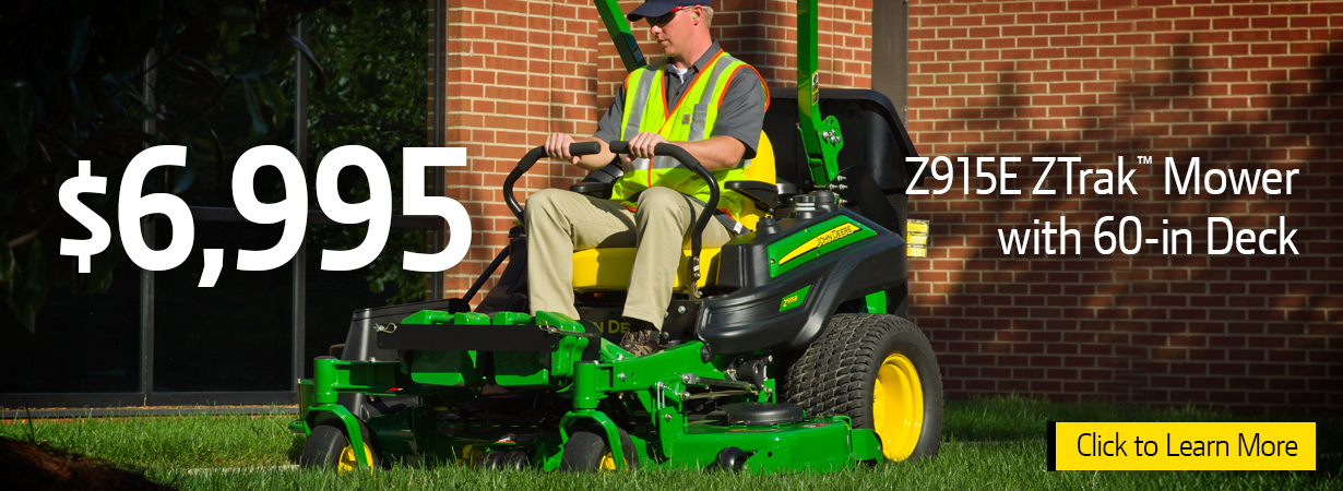Commercial Zero Turn Mower Z915E