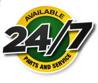 Schedule service for all John Deere equipment at Quality
