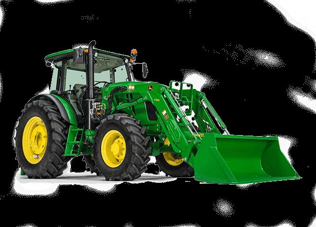 E Utility Tractor